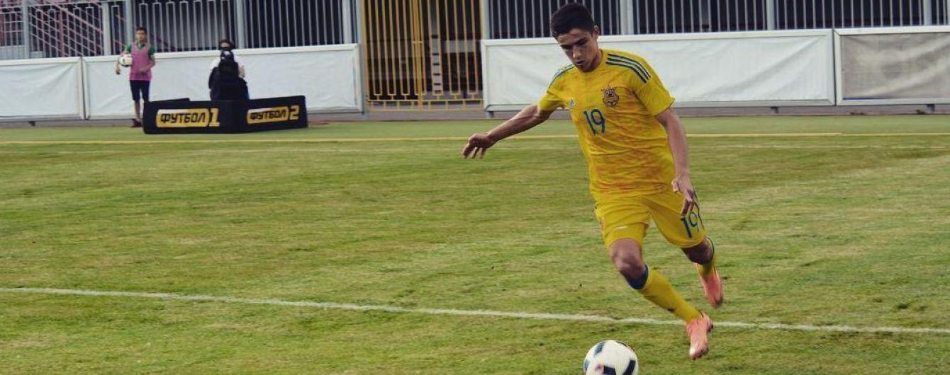 Розкішний гол Шведа приніс збірній України скромну перемогу над Андоррою