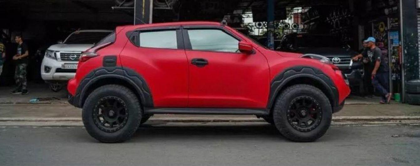 Філіппінці додали в Nissan Juke брутальності