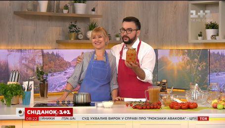 Консервированные помидоры в яблочном соке - рецепт от Дарьи Дорошкевич