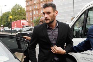 Вратаря сборной Франции лишили водительских прав на 20 месяцев