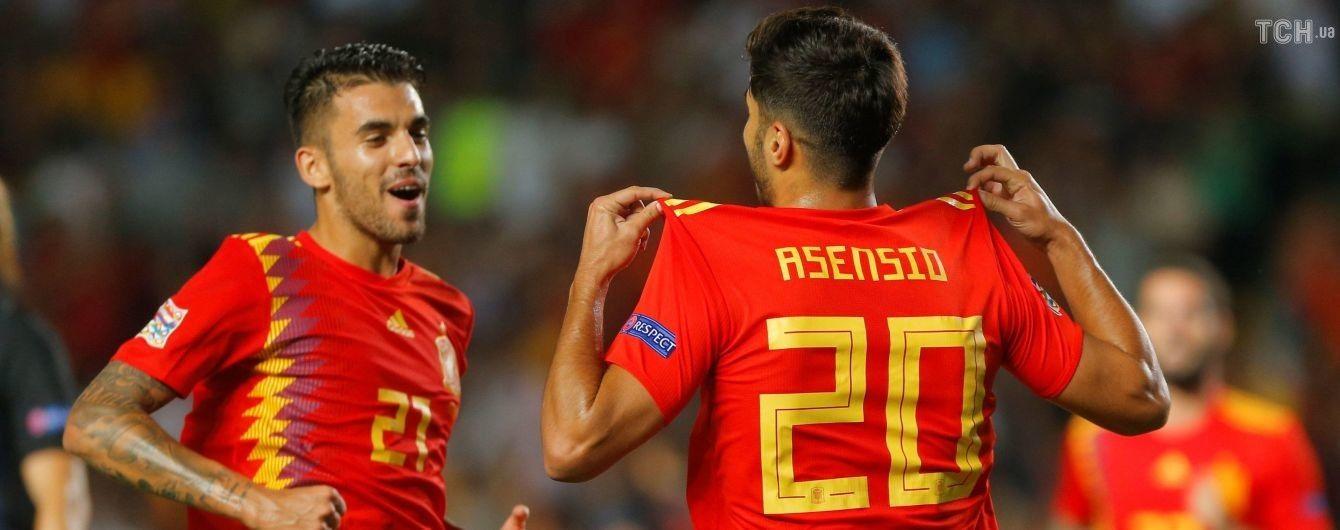 Збірна Іспанії продовжила фантастичну серію, яка триває вже 15 років