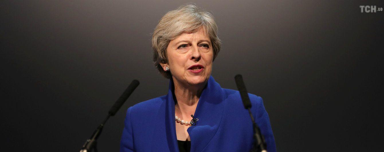 Прихильники жорсткого Brexit у партії прем'єра Великої Британії Мей намагаються відправити її у відставку