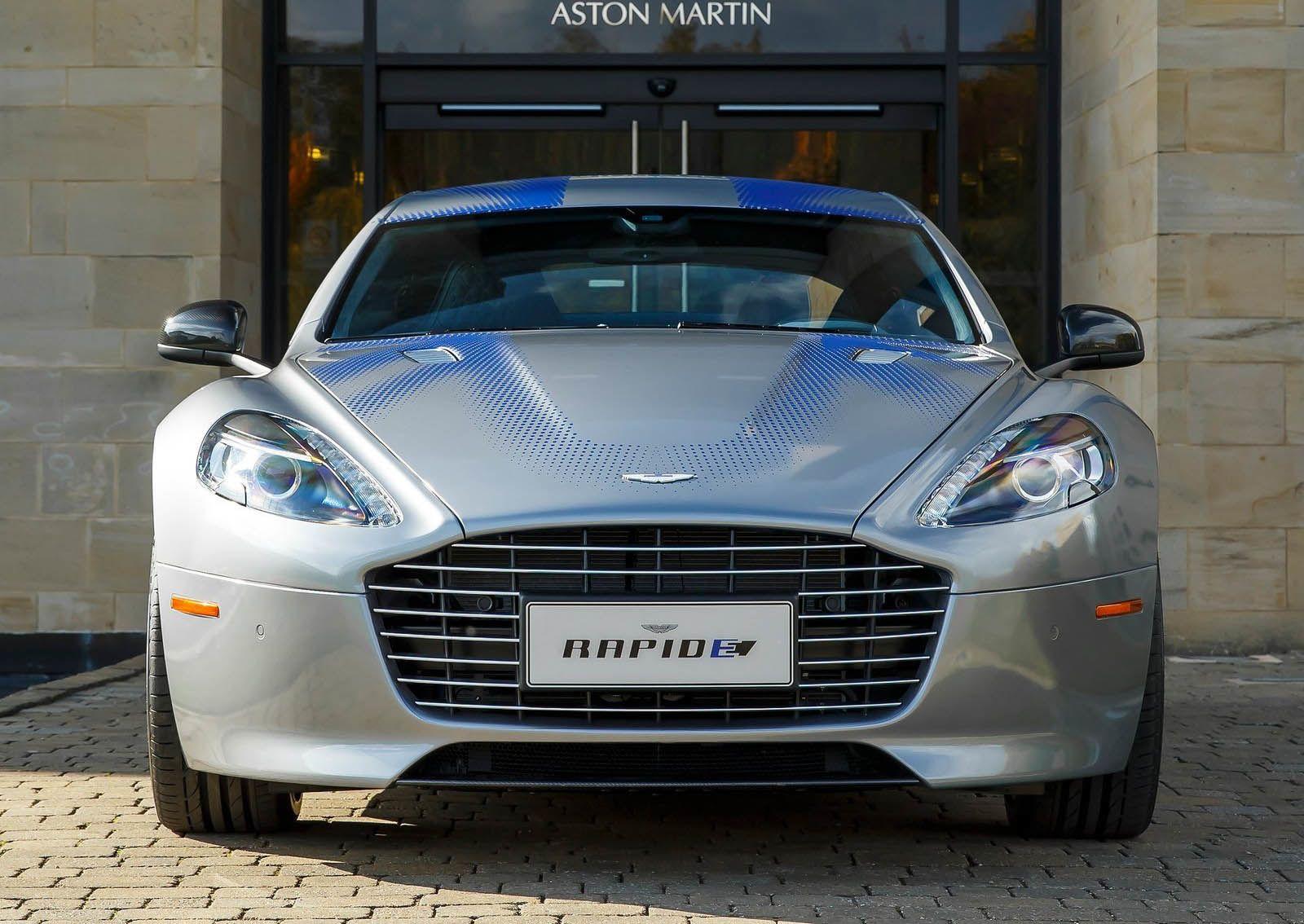 Aston Martin Rapid E_2