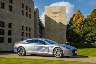 Aston Martin рассекретил характеристики первого авто на электричестве