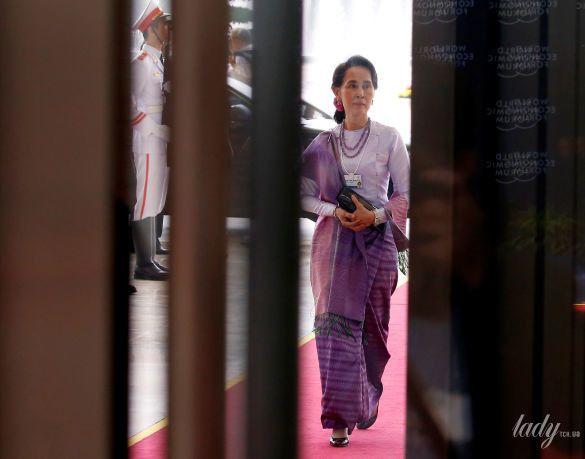 Государственный советник Мьянмы Аун Сан Су Чжи_3