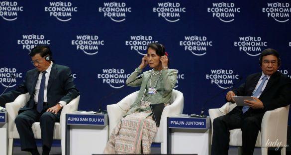 Государственный советник Мьянмы Аун Сан Су Чжи_5