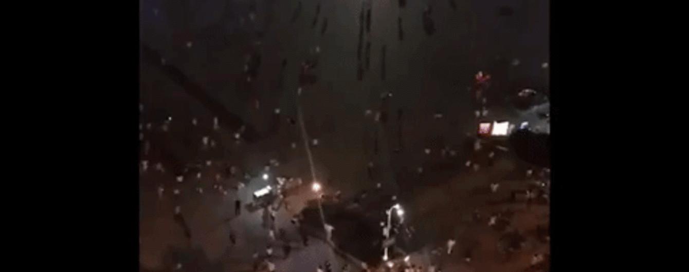 В Китае водитель сознательно въехал в толпу людей: 9 погибших