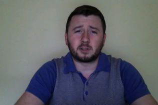 Замах на Бабченка: чоловік, який назвав себе фігурантом справи, записав відеозвернення