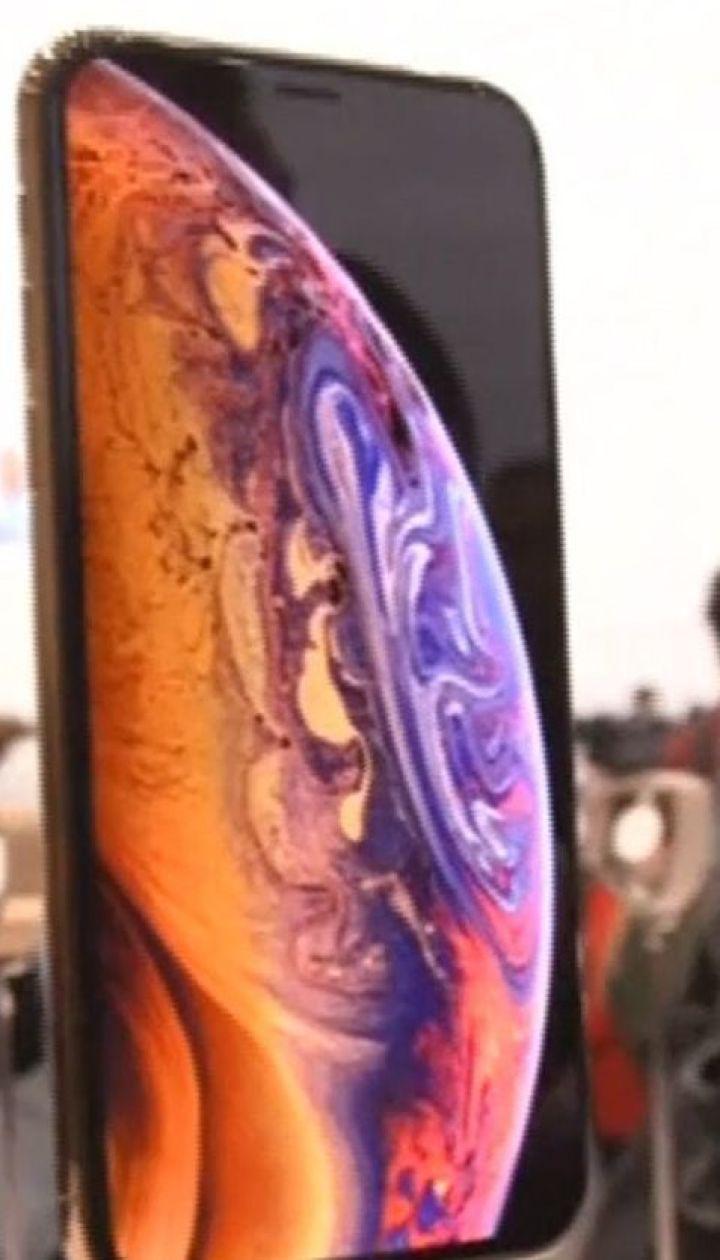 Акции Apple подешевели после презентации новинок