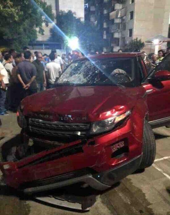 Кількість загиблих внаслідок наїзду автомобіля на пішоходів у Китаї перевалила за 10 осіб