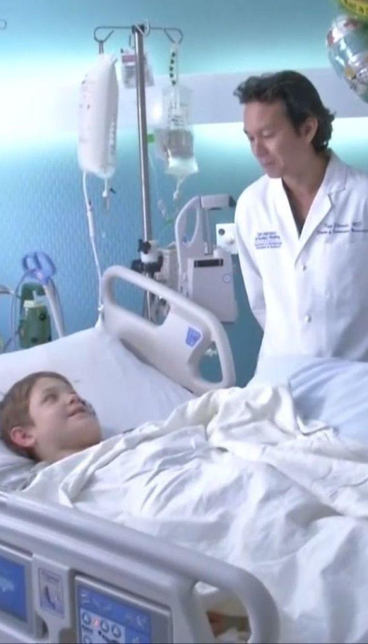 В США врачи спасли 10-летнего мальчика, которому шампур для мяса пробил голову