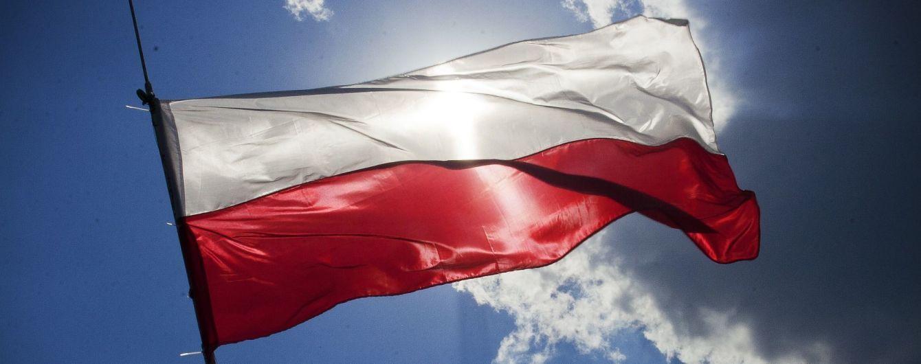 Польша в годовщину аннексии Крыма пообещала способствовать возвращению территориальной целостности Украины