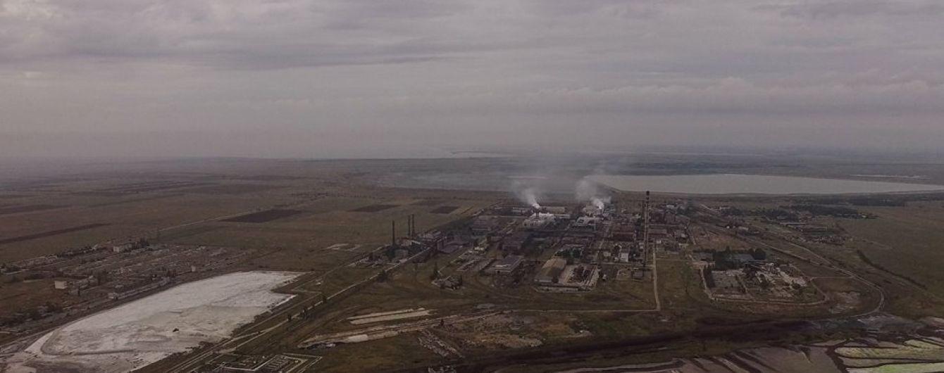 Сіяння паніки чи військові навчання: у прокуратурі назвали версії екологічної катастрофи в Криму