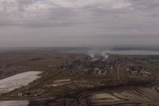 После второго химического выброса в Крыму на материковой территории Украины ситуация остается безопасной