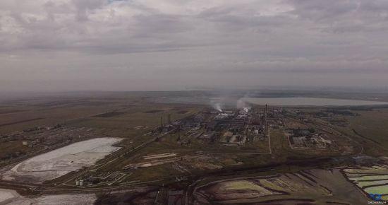На півночі окупованого Криму скасували надзвичайний стан через екологічну катастрофу - ТАСС