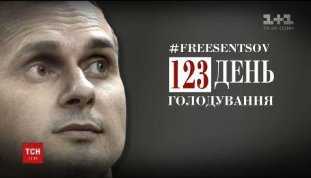 """""""За свободу мысли"""": в Европарламенте Сенцова выдвинули на премию Сахарова"""