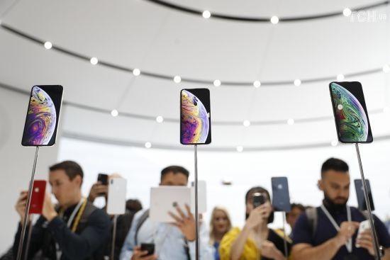 Все про нові iPhone у трьох інфографіках