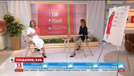 """Підсумки проекту """"Неля худне"""" та презентація книги Наталії Самойленко """"Їж, пий, худни"""""""