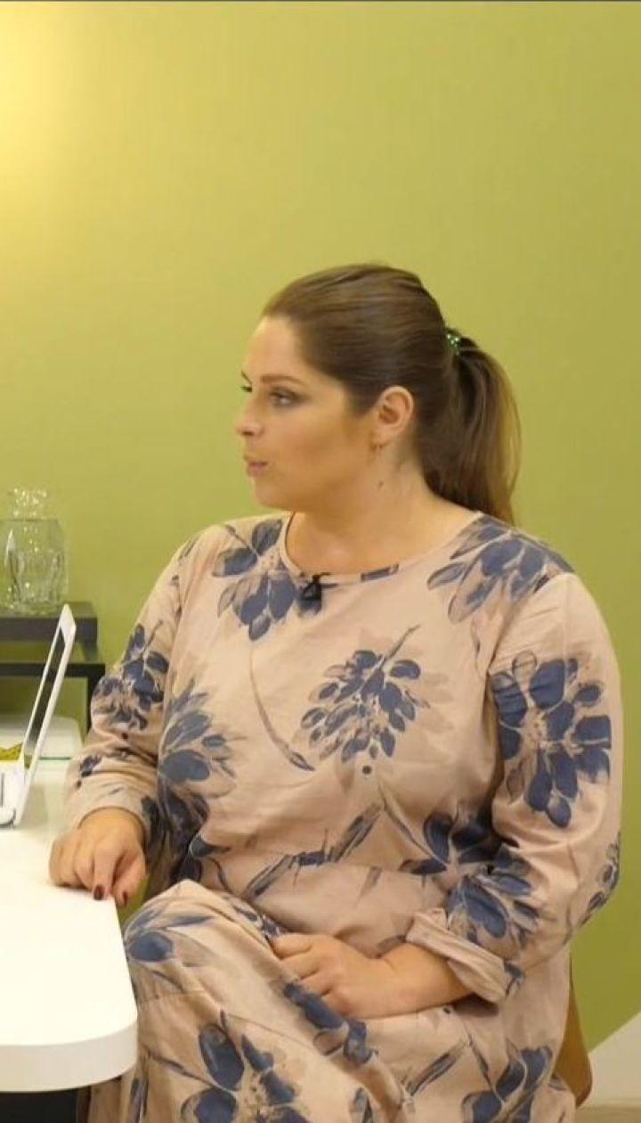 Что заставило Нелю Шовкопляс задуматься о своем весе