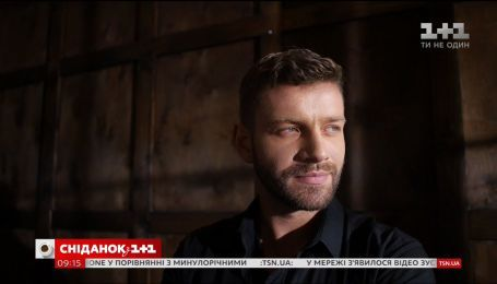 Богдан Юсипчук - о работе в церкви, Оскаре и любви