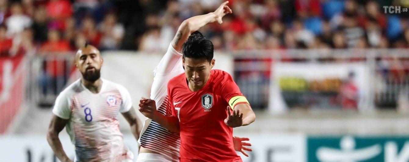 Футболіст збірної Південної Кореї здійснив фінт, від якого супернику має бути соромно