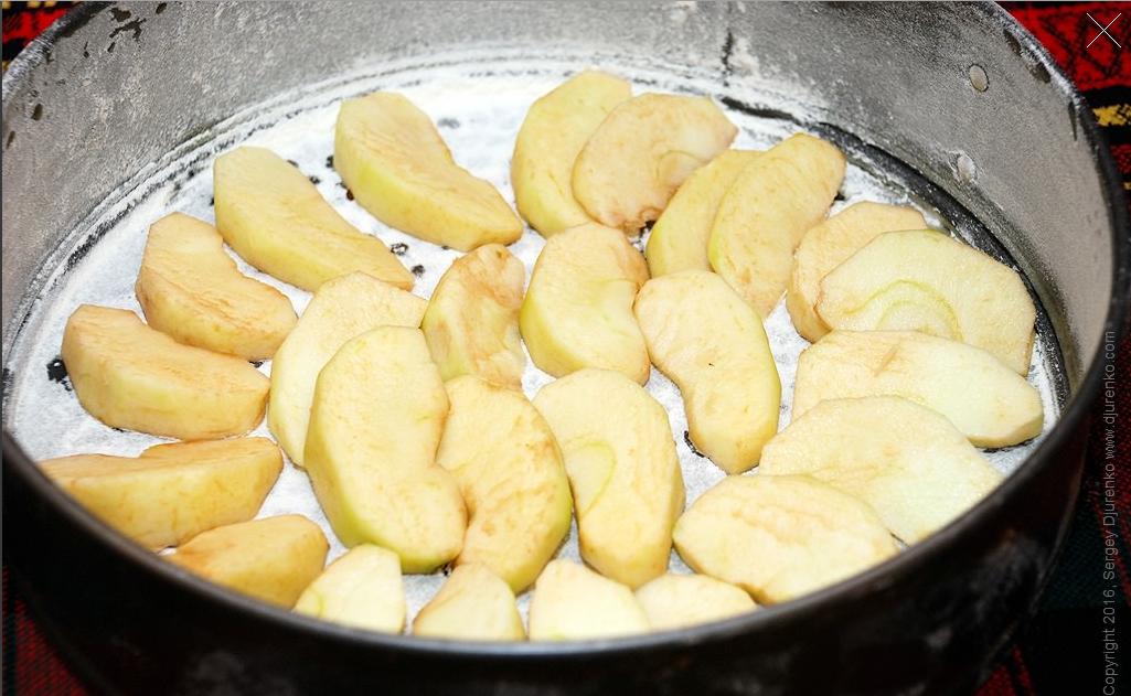 шарлотка з яблуками, для блогів_1