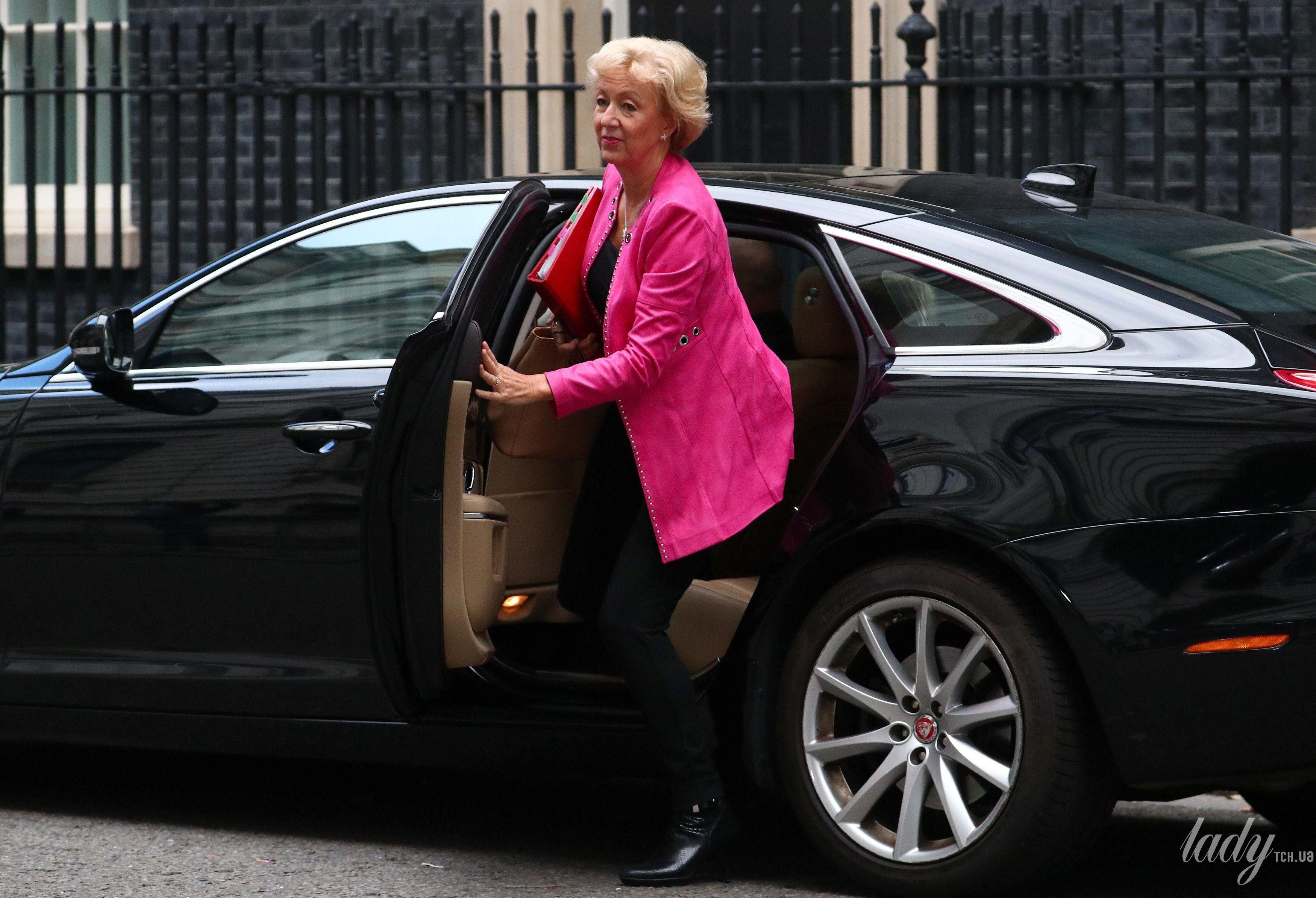 Лидер палаты общин британского парламента Андреа Лидсом_1