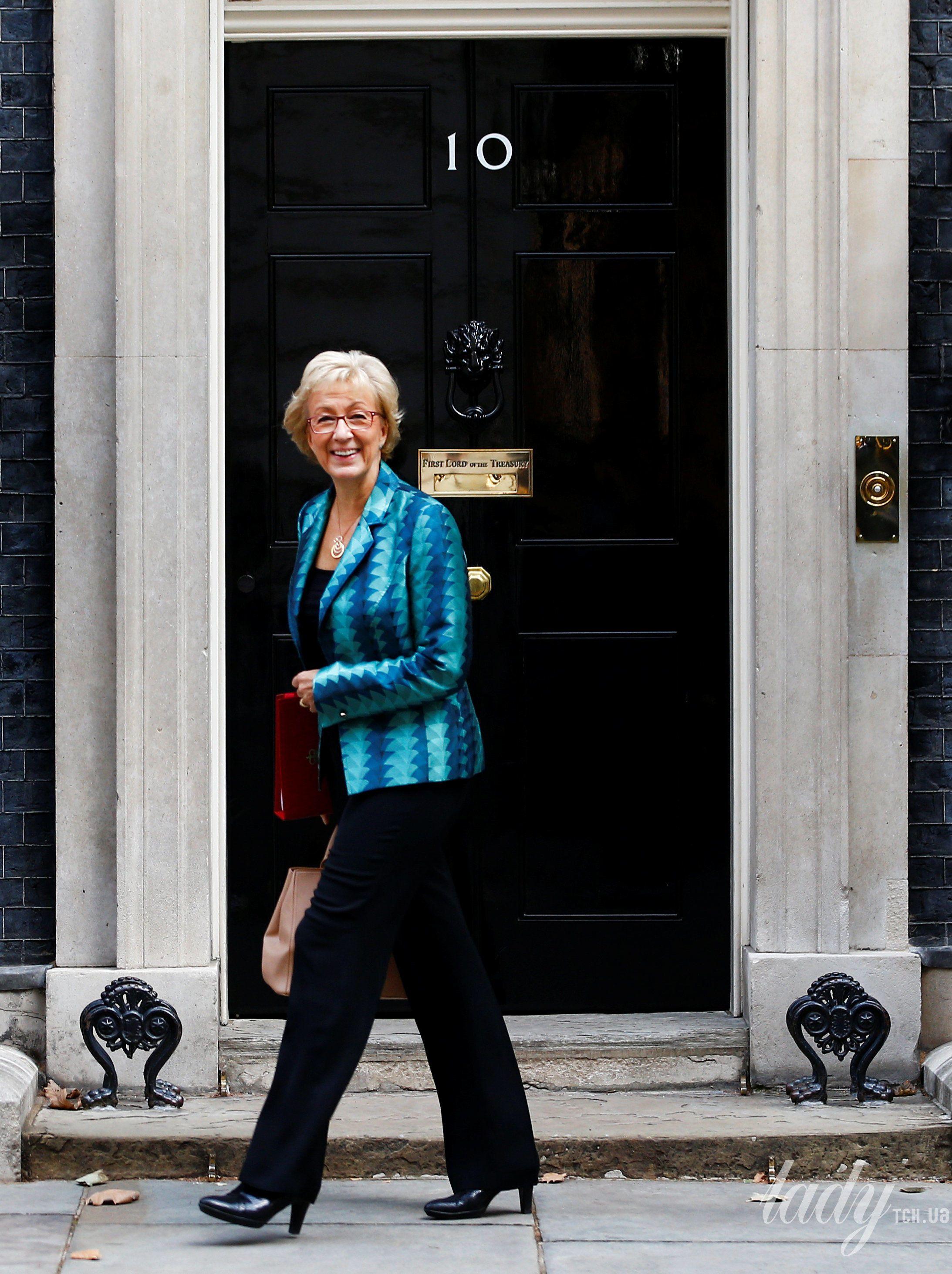 Лидер палаты общин британского парламента Андреа Лидсом_2