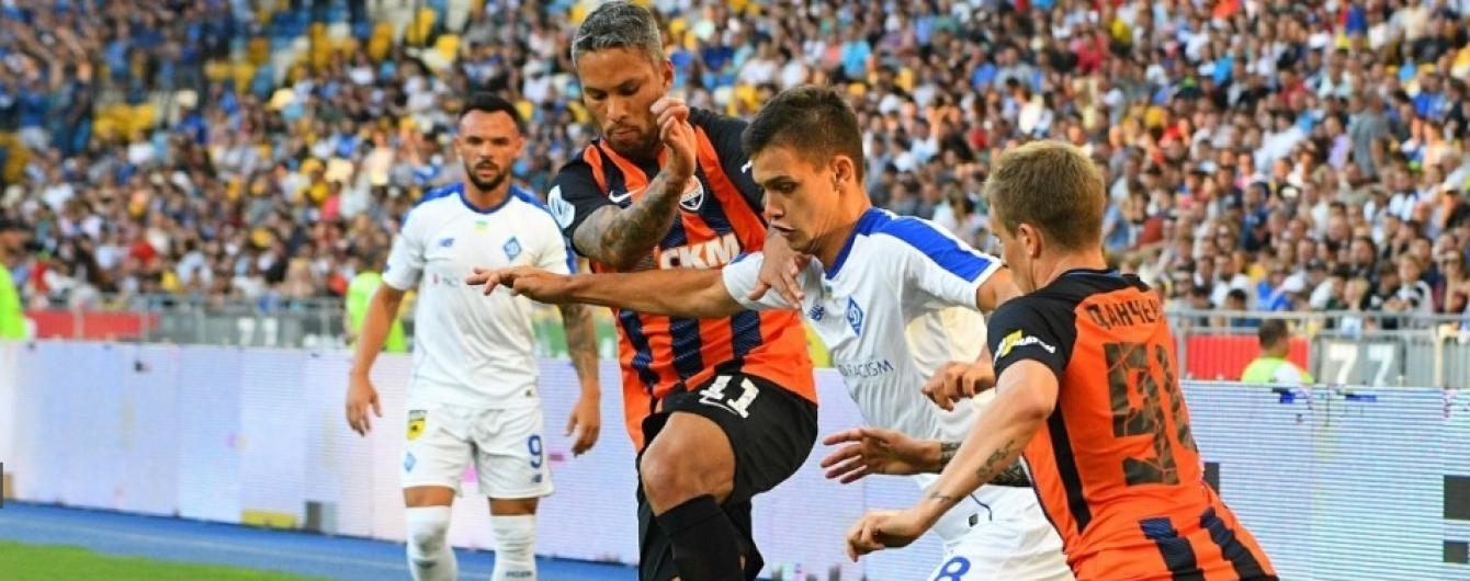 """Стали известны рейтинги игроков """"Динамо"""" и """"Шахтера"""" в FIFA 19"""