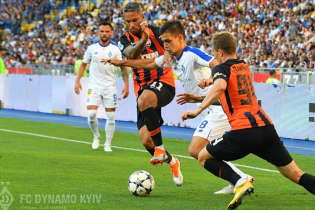 """Стали відомі рейтинги гравців """"Динамо"""" та """"Шахтаря"""" у FIFA 19"""