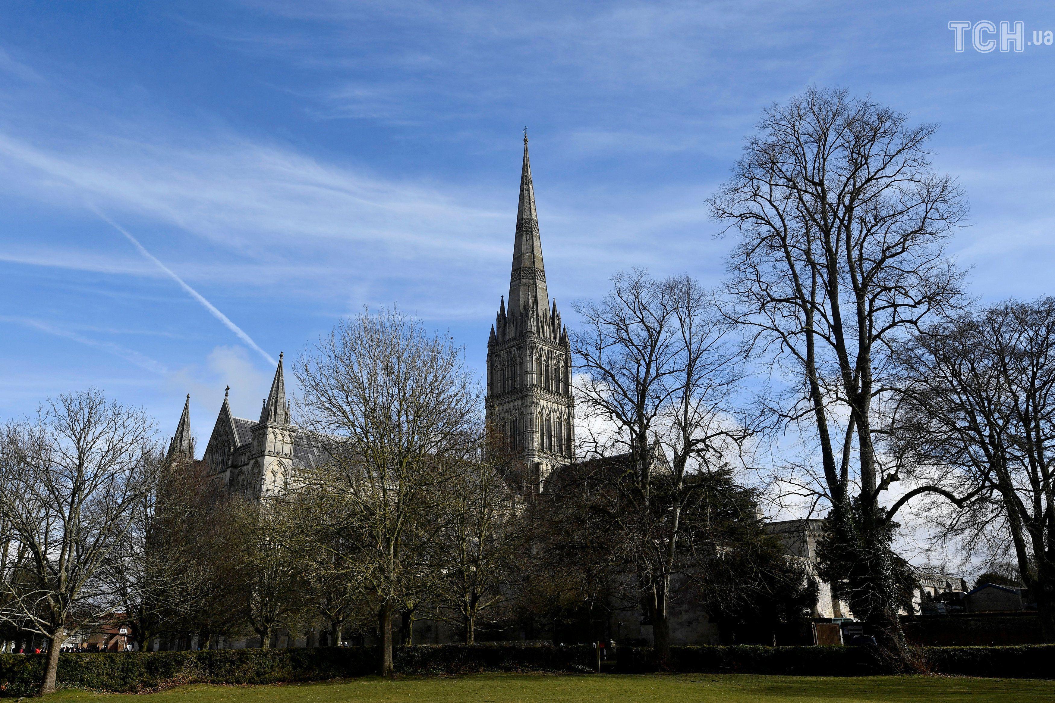 собор у Солсбері