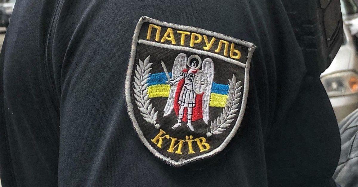 Из-за снегопада в Киеве за полдня произошло почти 70 ДТП