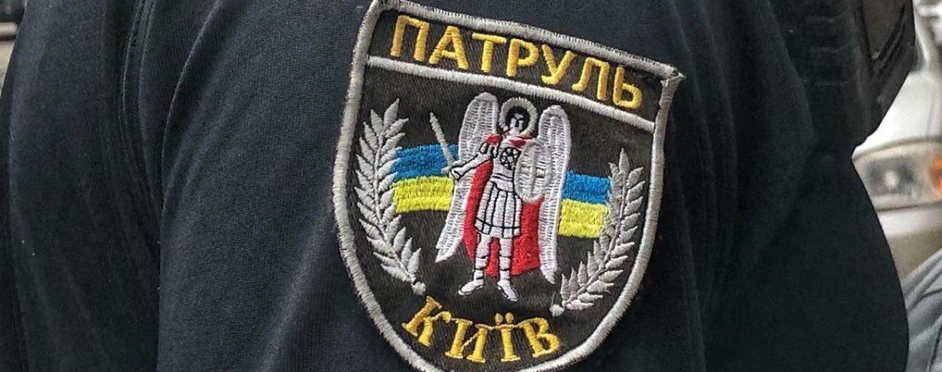 У Києві чоловік покусав поліцейського
