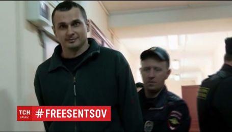 Сенцова можуть нагородити премією за свободу слова