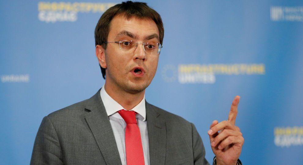 Омелян домовився у Німеччині про сертифікацію українського Hyperloop