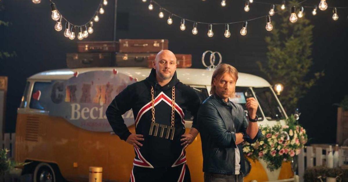 Тепер накожному весіллі: Олег Винник записав разом зПотапом запальну пісню