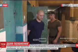 Представитель ОБСЕ рассказал, что ему говорили украинцы, которые находятся в заложников у боевиков на Донбассе