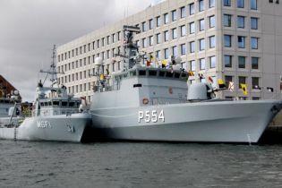 Дания может продать Украине несколько военных кораблей