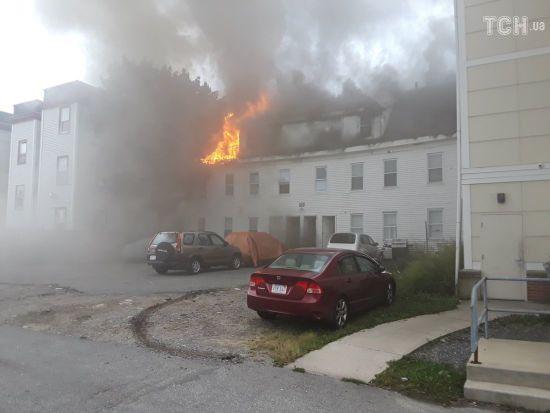 Массачусетс у вогні: в десятках американських будинків одночасно сталися вибухи та пожежі