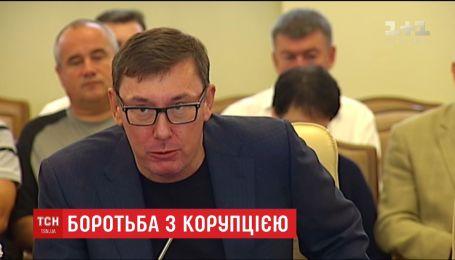 Хабарі під час отримання дозволів на будівництво зросли у кілька разів - Луценко