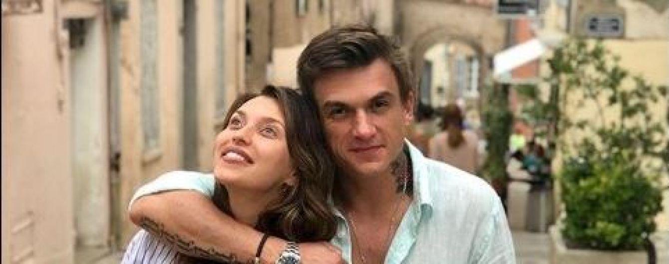Беременная Регина Тодоренко поделилась планами на свадьбу с Владом Топаловым