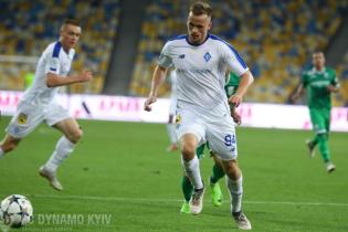 """Троє основних захисників """"Динамо"""" тренуються окремо від команди перед грою із """"Зорею"""""""
