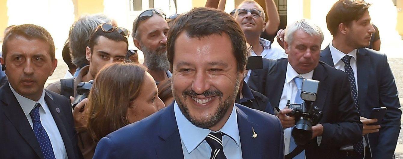 """Скандальний глава МВС Італії звинуватив Україну в розпаленні """"релігійної війни"""""""