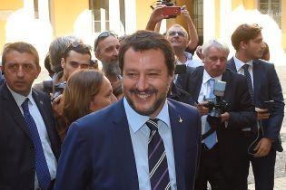 Скандальный глава МВД Италии планирует посягнуть на пост президента Еврокомиссии