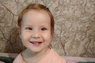 2-летней Катюше нужна ваша помощь