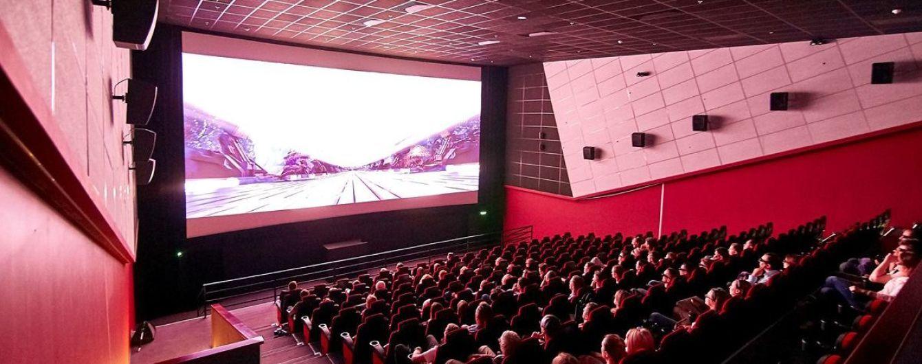 """В """"Оскаре"""" заработал первый в Восточной Европе лазерный  HDR-проектор с уникальным сабвуфером THOR"""