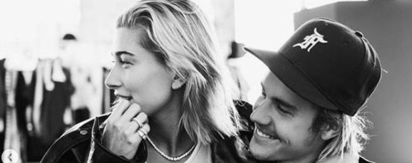 Джастін Бібер та Гейлі Болдвін подали заяву на укладення шлюбу – ЗМІ