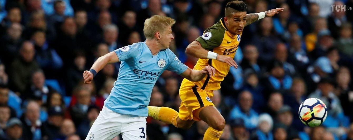 """""""Манчестер Сити"""" собирается продать украинца Зинченко - Sky Sports"""