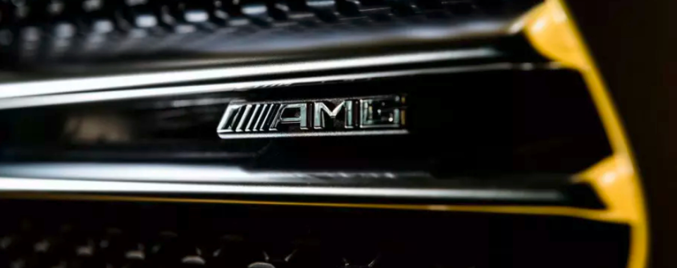 З'явилися перші знімки найбюджетнішої моделі Mercedes-AMG