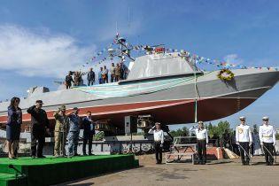 Украинский флот получил новый десантно-штурмовой катер